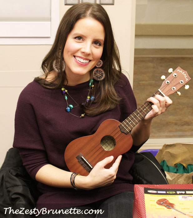 Kate-with-Ukulele